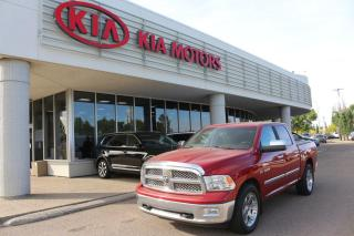 Used 2010 Dodge Ram 1500 Laramie for sale in Edmonton, AB