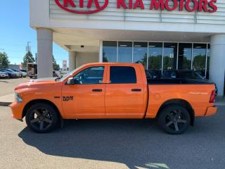 Used 2019 RAM 1500 Classic Express 4x4 Crew Cab 140.0 in. WB for sale in Edmonton, AB
