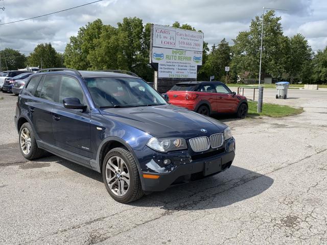 2010 BMW X3 30i Photo1