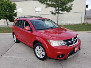Used 2012 Dodge Journey SXT, 7 Passengers, Auto, 3/Y Warranty availab for sale in Toronto, ON