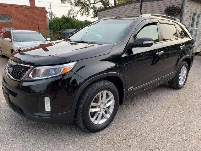 2015 Kia Sorento LX V6 All Wheel Drive