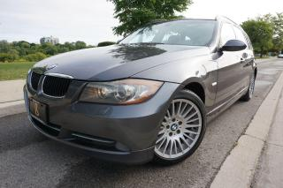 Used 2008 BMW 3 Series RARE / 328XI TOURING / 6 SPEED MANUAL / SPORT PACK for sale in Etobicoke, ON