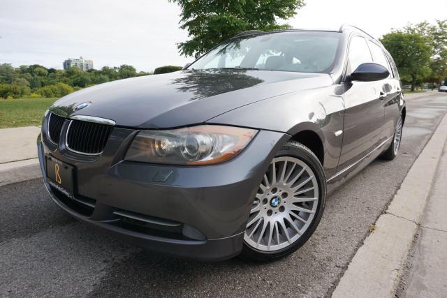 2008 BMW 3 Series RARE / 328XI TOURING / 6 SPEED MANUAL / SPORT PACK