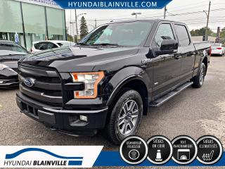 Used 2016 Ford F-150 SUPERCREW, LARIAT, 3.5 ECOBOOST, NAVI, T for sale in Blainville, QC
