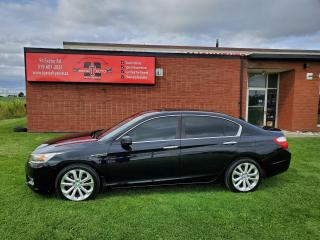 Used 2015 Honda Accord Touring for sale in London, ON