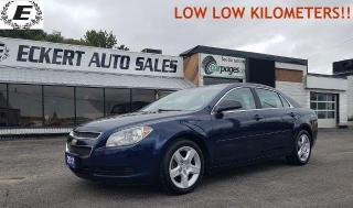 Used 2011 Chevrolet Malibu LS for sale in Barrie, ON