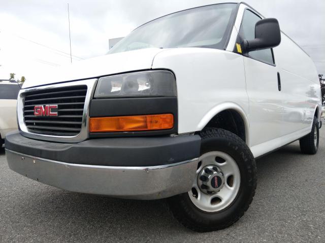 2012 GMC Savana 2500 3/4 Ton