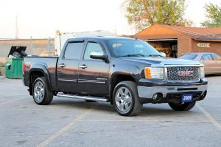 Used 2009 GMC Sierra 1500 SLT 4X4 for sale in Brampton, ON