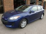 Photo of Blue 2012 Mazda MAZDA3