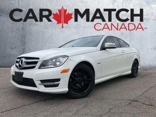 Used 2012 Mercedes-Benz C-Class C250 / AUTO / AMG WHEELS / 108,279 KM for sale in Cambridge, ON