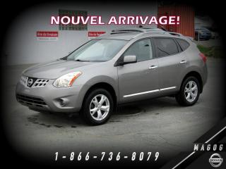 Used 2011 Nissan Rogue SV AWD + 44 477 KM + CAMÉRA + BLUETOOTH for sale in Magog, QC