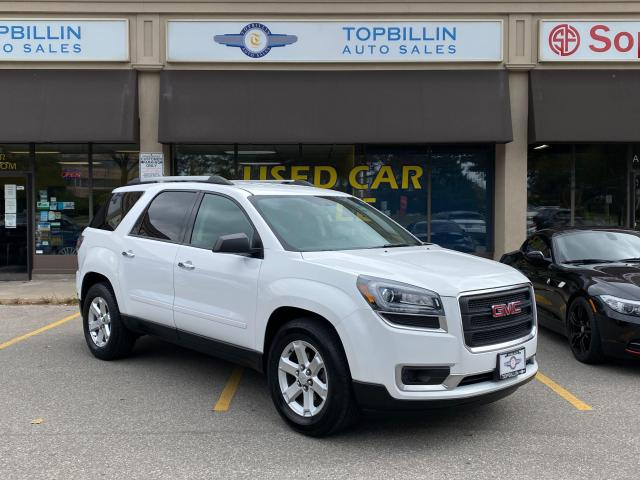 2016 GMC Acadia SLE AWD, 1 Owner, Backup Cam
