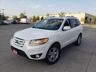 Used 2010 Hyundai Santa Fe AWD, Leather, Sunroof, 3/Y Warranty Avail for sale in Toronto, ON