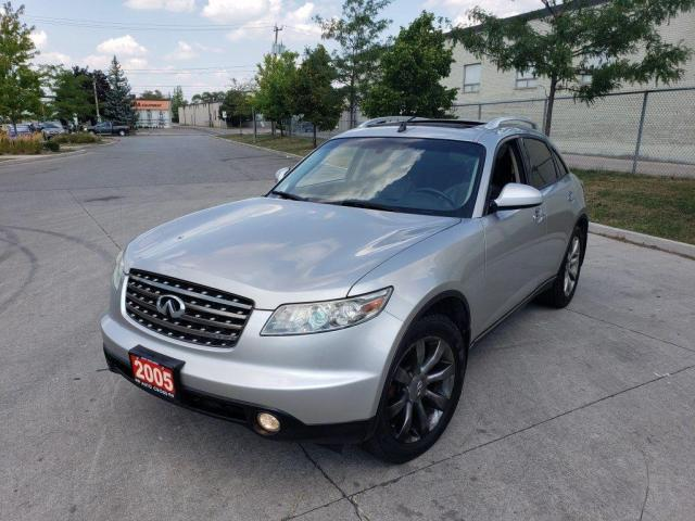 2005 Infiniti FX45 AWD, Leather, Auto, 3/Y Warranty available