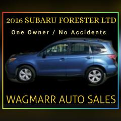Used 2016 Subaru Forester i Touring for sale in Kingston, ON
