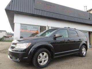 Used 2009 Dodge Journey 7 PASSENGERS, LEATHER for sale in Mississauga, ON