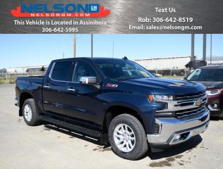New 2020 Chevrolet Silverado 1500 LTZ for sale in Avonlea, SK