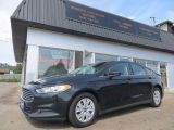 Photo of Black 2014 Ford Fusion