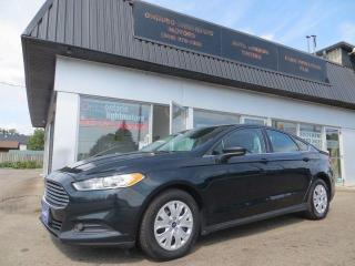 Used 2014 Ford Fusion ALL POWERED, MICROSOFT SYNC BLUETOOTH for sale in Mississauga, ON