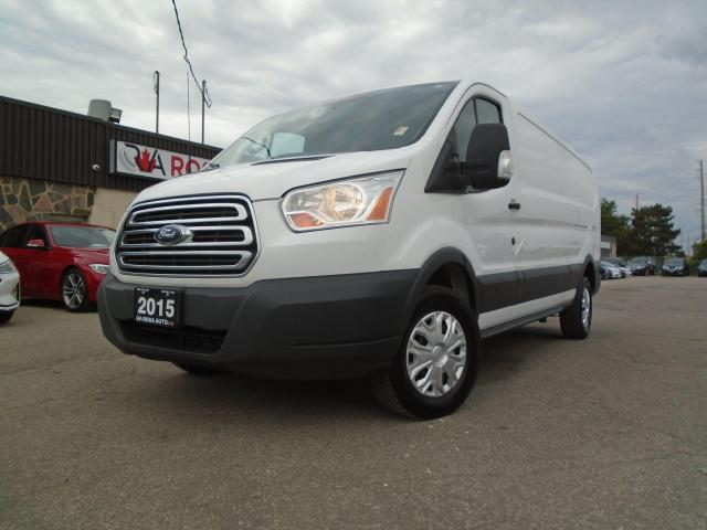 """2015 Ford Transit T-250 148"""" Low Rf 9000 GVWR Swing-Out RH Dr safety"""