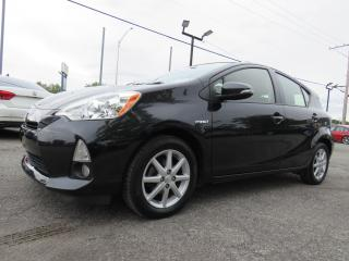 Used 2014 Toyota Prius c Technology HYBRIDE CUIR NAVIGATION MAGS for sale in St-Eustache, QC