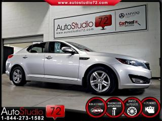Used 2012 Kia Optima LX**SIÈGES CHAUFFANTS**AUTOMATIQUE for sale in Mirabel, QC