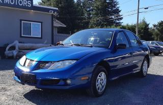 Used 2003 Pontiac Sunfire SL for sale in Black Creek, BC