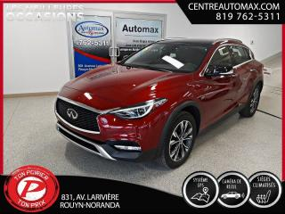 Used 2018 Infiniti QX30 for sale in Rouyn-Noranda, QC