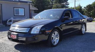Used 2008 Ford Fusion SEL for sale in Black Creek, BC