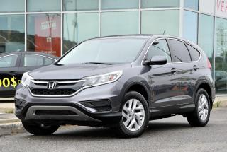 Used 2015 Honda CR-V SE DEAL PENDING AWD AWD MAGS BLUETOOTH CAM RECUL DEMARRAGE SANS CLE++ for sale in Lachine, QC
