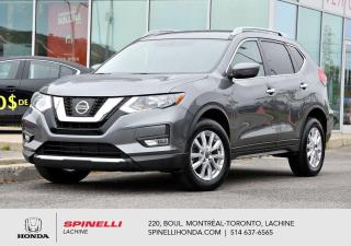 Used 2017 Nissan Rogue SV AWD BAS KM *AWD*AC*AUTO*CAMERA*BLUETOOTH*CRUISE*++ for sale in Lachine, QC