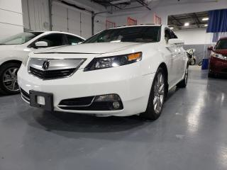 Used 2012 Acura TL w/Tech Pkg for sale in North York, ON