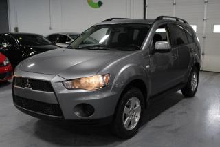 Used 2013 Mitsubishi Outlander ES for sale in North York, ON