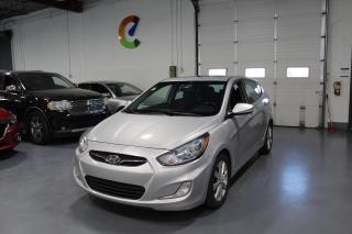 Used 2013 Hyundai Accent GLS for sale in North York, ON