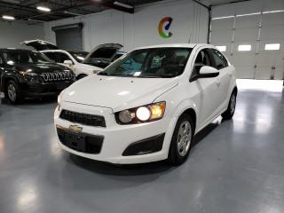 Used 2012 Chevrolet Sonic LS for sale in North York, ON