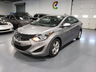 Used 2014 Hyundai Elantra Coupe GL for sale in North York, ON