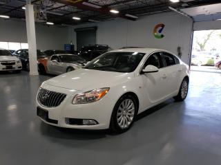 Used 2011 Buick Regal CXL-T w/1SG for sale in North York, ON