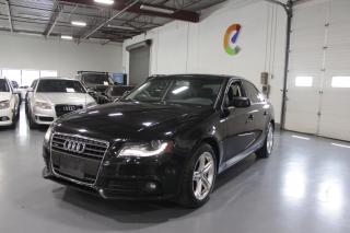 Used 2011 Audi A4 2.0T Premium Plus for sale in North York, ON
