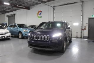 Used 2016 Jeep Cherokee Sport for sale in North York, ON