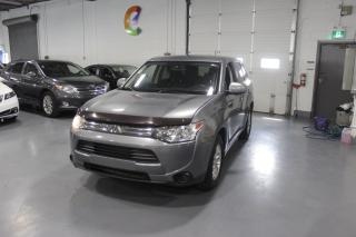 Used 2014 Mitsubishi Outlander ES for sale in North York, ON