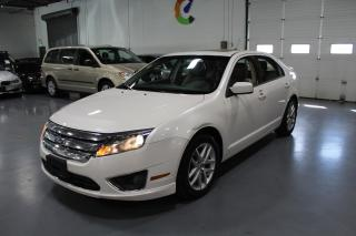 Used 2012 Ford Fusion SEL for sale in North York, ON