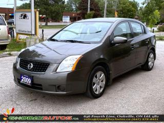 Used 2009 Nissan Sentra 2.0|LOW KM|NO ACCIDENT|6 MTH WARRANTY|CERTIFIED for sale in Oakville, ON