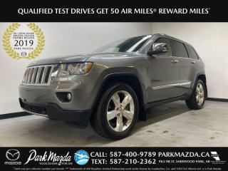 Used 2013 Jeep Grand Cherokee Overland for sale in Sherwood Park, AB