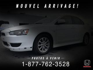 Used 2012 Mitsubishi Lancer SE + AUTO + TOIT + MAGS + WOW! for sale in St-Basile-le-Grand, QC