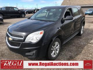Used 2014 Chevrolet Equinox LS 4D Utility AWD 2.4L for sale in Calgary, AB