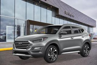 New 2021 Hyundai Tucson 2.4L AWD ULTIMATE for sale in Burlington, ON