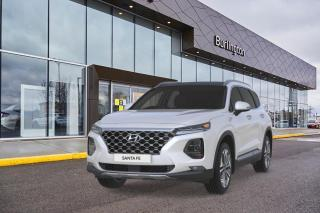 New 2020 Hyundai Santa Fe 2.0T Luxury AWD for sale in Burlington, ON