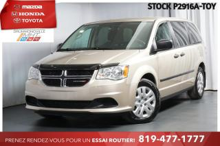 Used 2014 Dodge Grand Caravan SE| 1 PROPRIO| CLIMATISATION for sale in Drummondville, QC