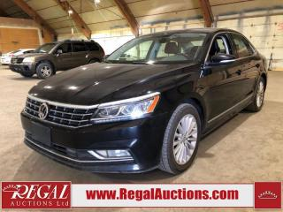 Used 2017 Volkswagen Passat TSI 4D Sedan for sale in Calgary, AB