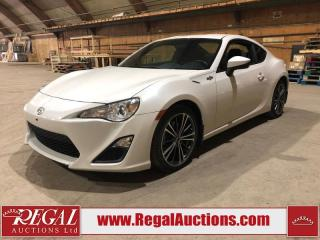 Used 2015 Scion FR-S 2D COUPE for sale in Calgary, AB